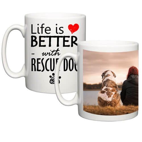 Personalised Charity Mugs