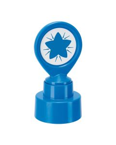 COLOP Motivational Stamp - blue star