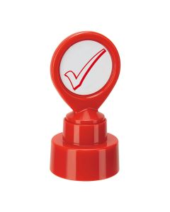 COLOP Motivational Stamp - red checkmark
