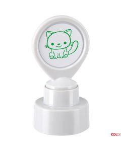 Charity Kitten Stamp