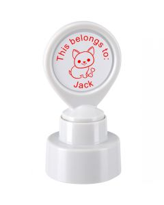 Personalised Charity Dog Stamp