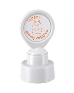 Personalised Charity Hamster Stamp