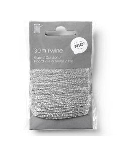 TWINE - silver