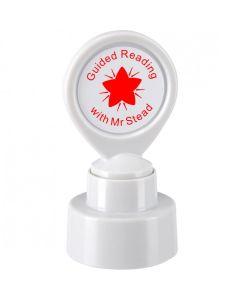 Custom School Stamper - Shining Star