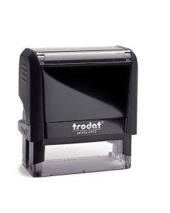 Trodat ECO Printy 4913 Custom Text Stamp