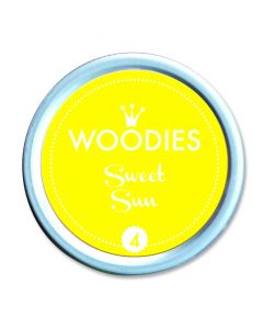 Woodies Stamp Pad - Sweet Sun