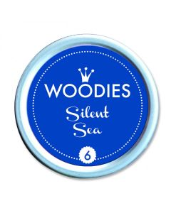 Woodies Stamp Pad - Silent Sea