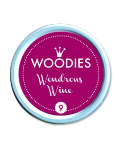 Woodies Stamp Pad - Wondrous Wine