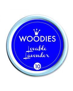 Woodies Stamp Pad - Lovable Lavender