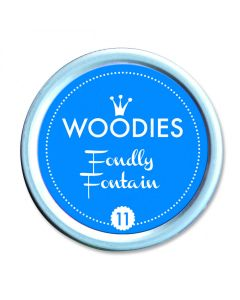 Woodies Stamp Pad - Fondly Fountain