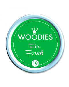 Woodies Stamp Pad - Fir Forest