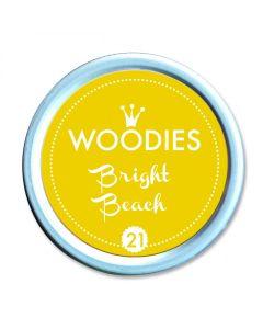 Woodies Stamp Pad - Bright Beach