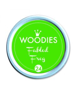 Woodies Stamp Pad - Fabled Frog