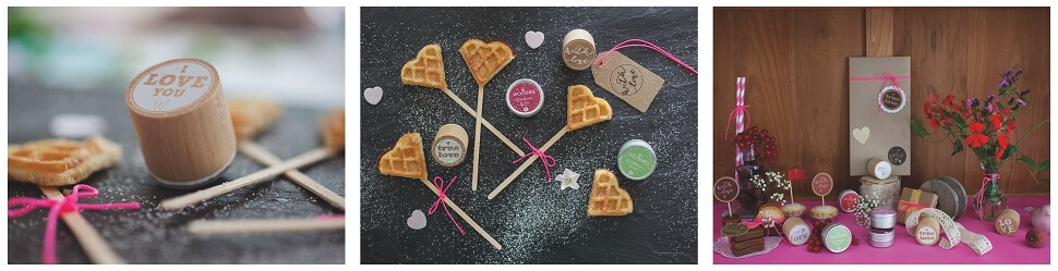 Woodies - Love Collection