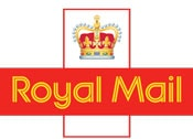 Royal Mail 1st Class post